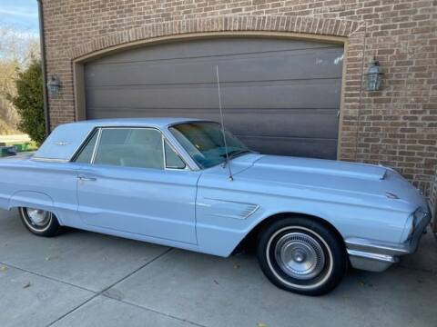 1965 Ford Thunderbird for sale at Classic Car Deals in Cadillac MI