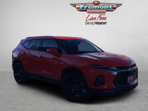 2019 Chevrolet Blazer for sale at Rocky Mountain Commercial Trucks in Casper WY
