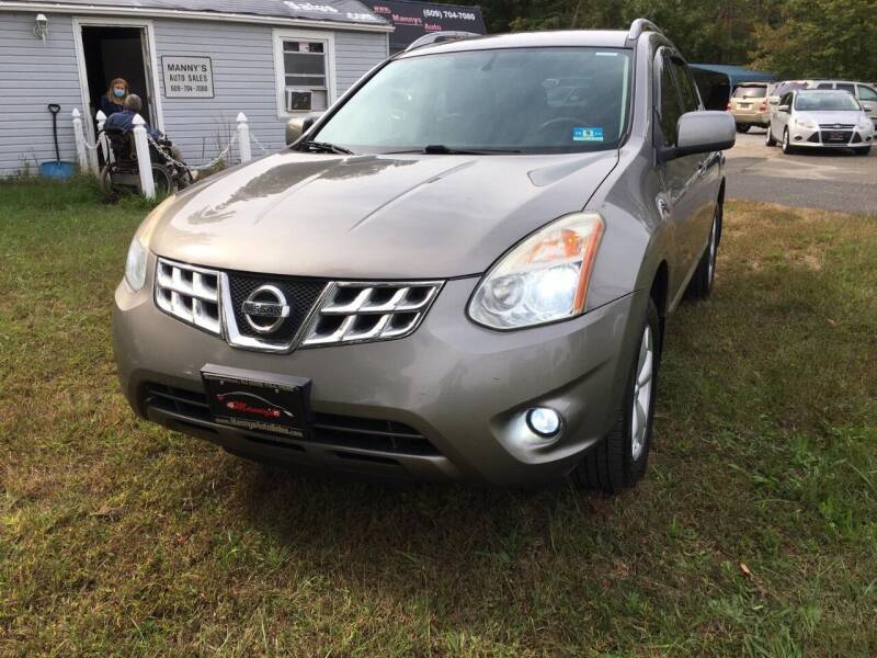 2011 Nissan Rogue for sale at Manny's Auto Sales in Winslow NJ