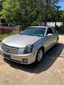 2004 Cadillac CTS for sale at Delong Motors in Fredericksburg VA