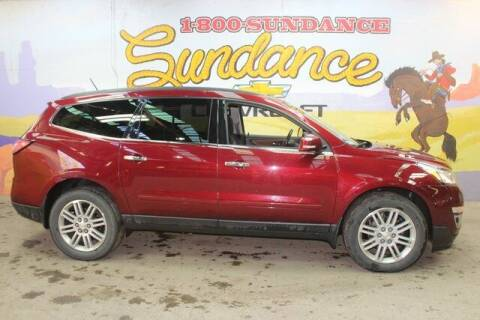 2015 Chevrolet Traverse for sale at Sundance Chevrolet in Grand Ledge MI
