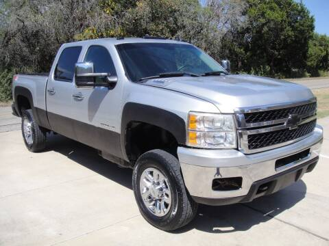 2011 Chevrolet Silverado 2500HD for sale at Coleman Auto Group in Austin TX