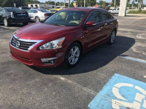 2014 Nissan Altima for sale at Denny's Auto Sales in Fort Myers FL
