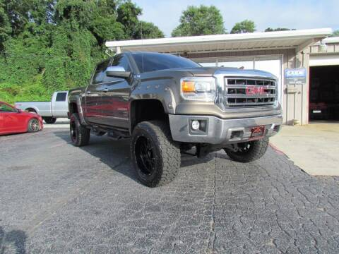 2014 GMC Sierra 1500 for sale at Hibriten Auto Mart in Lenoir NC