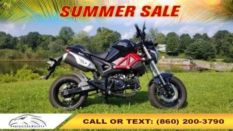 2017 SSR Razkull for sale at EAGLEVILLE MOTORS LLC in Storrs Mansfield CT