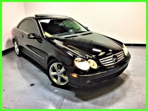2005 Mercedes-Benz CLK for sale at AMG Auto Sales in Rancho Cordova CA