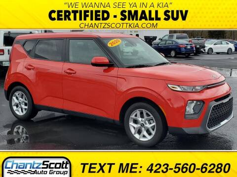 2020 Kia Soul for sale at Chantz Scott Kia in Kingsport TN