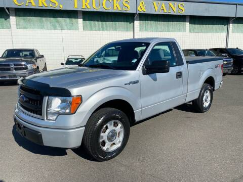 2014 Ford F-150 for sale at Vista Auto Sales in Lakewood WA