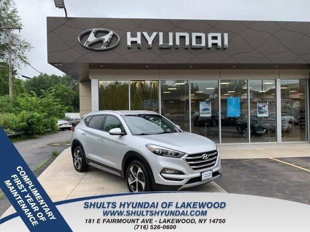2017 Hyundai Tucson for sale at Shults Hyundai in Lakewood NY