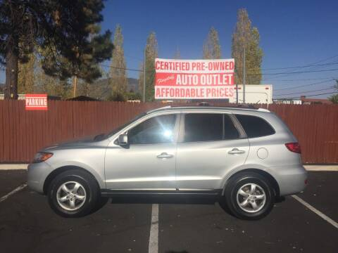 2007 Hyundai Santa Fe for sale at Flagstaff Auto Outlet in Flagstaff AZ