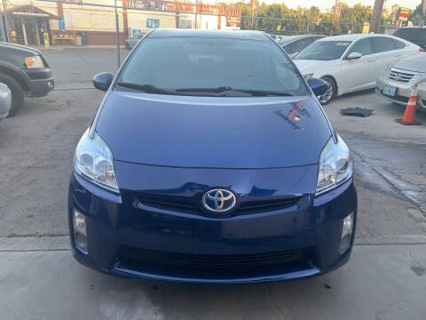 2010 Toyota Prius for sale at Aria Auto Sales in El Cajon CA