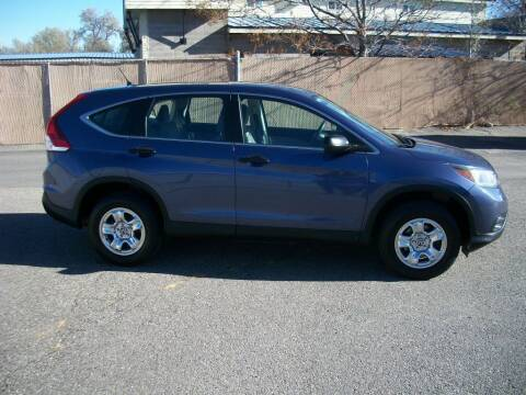 2014 Honda CR-V for sale at Auto Outlet in Billings MT