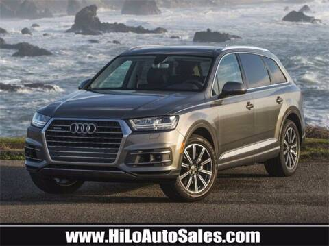 2019 Audi Q7 for sale at Hi-Lo Auto Sales in Frederick MD