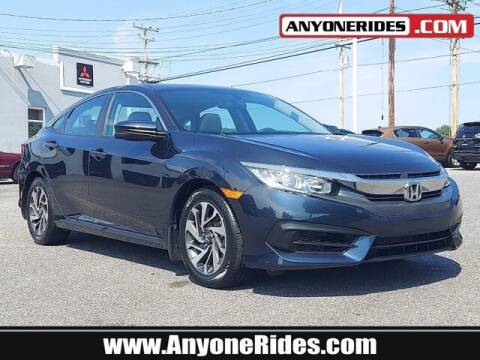 2018 Honda Civic for sale at ANYONERIDES.COM in Kingsville MD