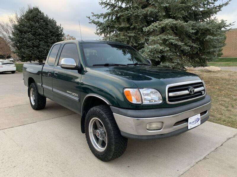 2000 Toyota Tundra for sale at Tobias of Blue Star Auto Group in Frederick CO