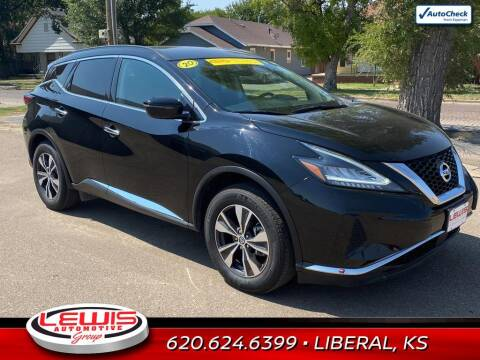 2020 Nissan Murano for sale at Lewis Chevrolet Buick of Liberal in Liberal KS