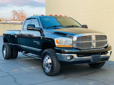 2006 Dodge Ram Pickup 3500 for sale at Auto Zoom 916 in Rancho Cordova CA