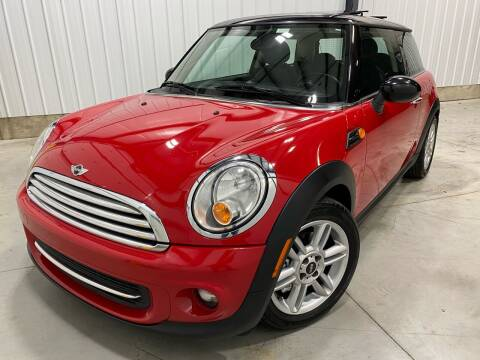 2012 MINI Cooper Hardtop for sale at EUROPEAN AUTOHAUS in Holland MI