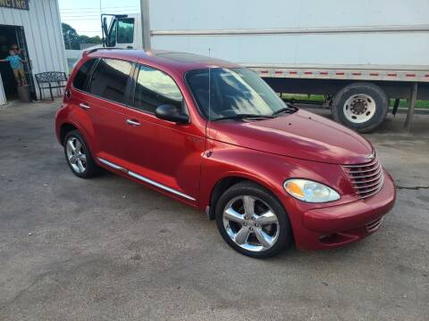 2005 Chrysler PT Cruiser for sale at DFW AUTO FINANCING LLC in Dallas TX
