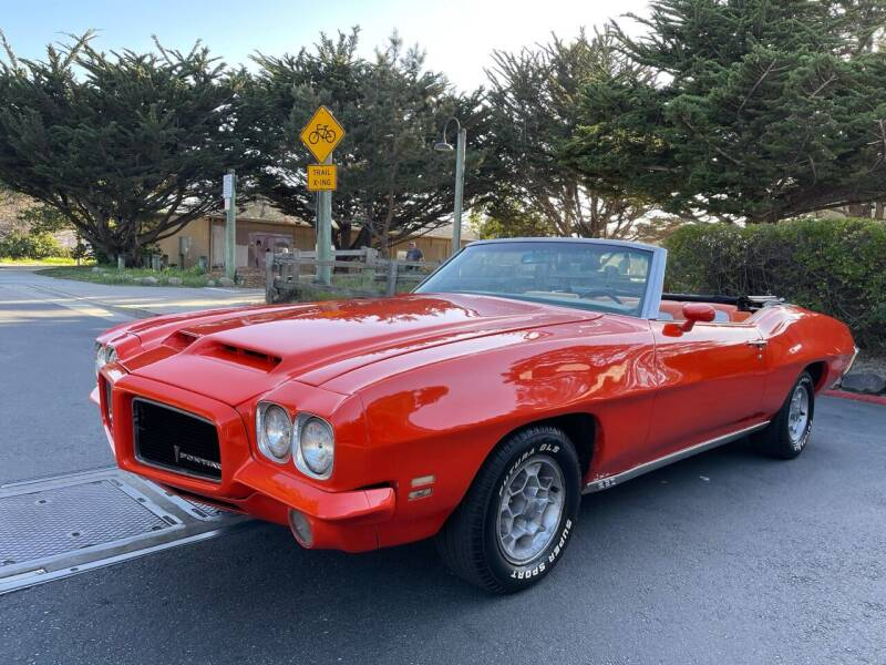 1971 Pontiac Le Mans for sale at Dodi Auto Sales in Monterey CA
