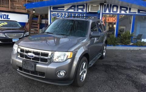 2012 Ford Escape for sale at Car World Inc in Arlington VA