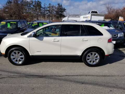 2007 Lincoln MKX for sale at Howe's Auto Sales in Lowell MA
