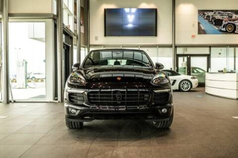 2018 Porsche Cayenne for sale at Napleton Autowerks in Springfield MO