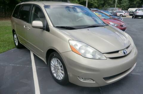 2007 Toyota Sienna for sale at Glory Motors in Rock Hill SC