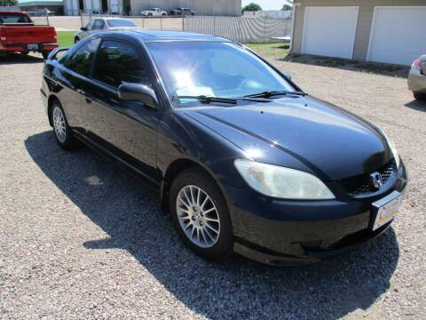 2005 Honda Civic for sale at Car Corner in Sioux Falls SD