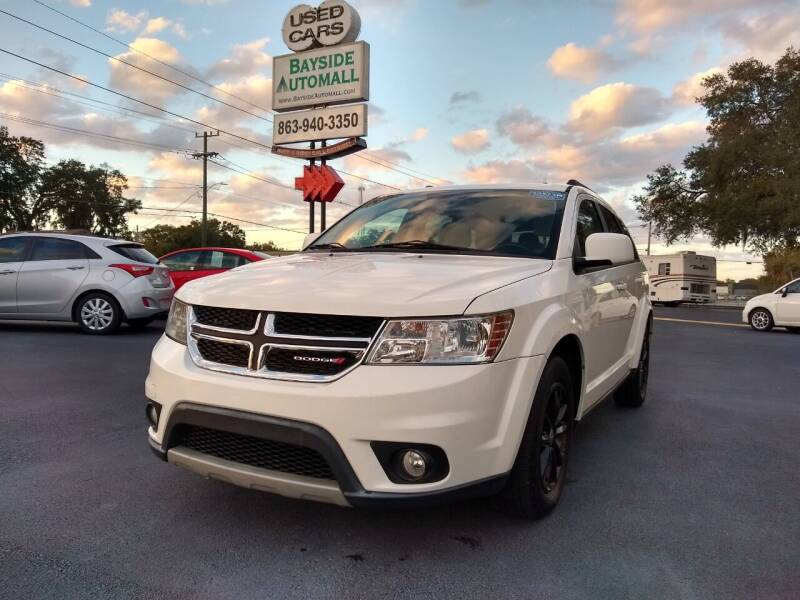 2013 Dodge Journey for sale at BAYSIDE AUTOMALL in Lakeland FL