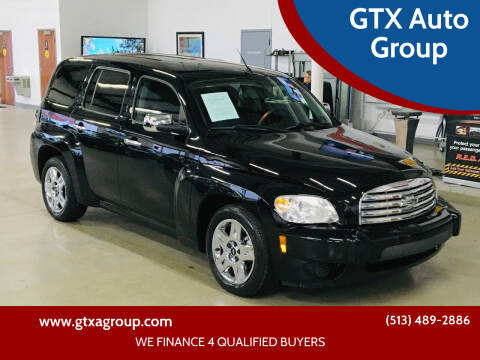 2010 Chevrolet HHR for sale at GTX Auto Group in West Chester OH