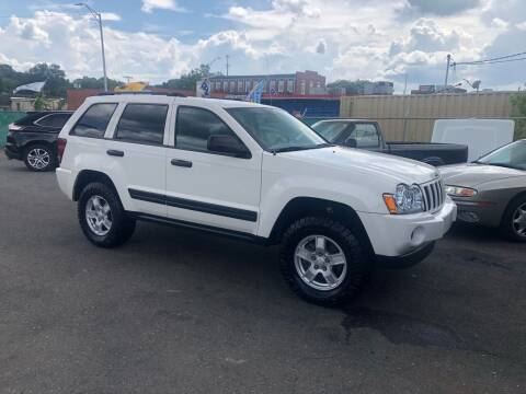 2006 Jeep Grand Cherokee for sale at LINDER'S AUTO SALES in Gastonia NC