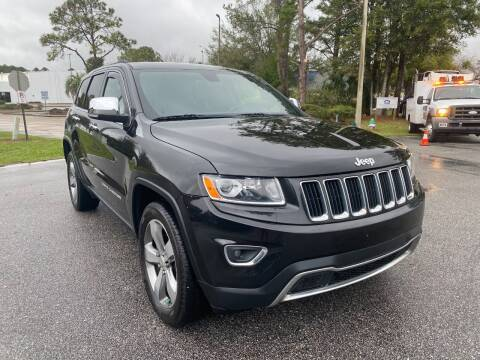 2014 Jeep Grand Cherokee for sale at Global Auto Exchange in Longwood FL