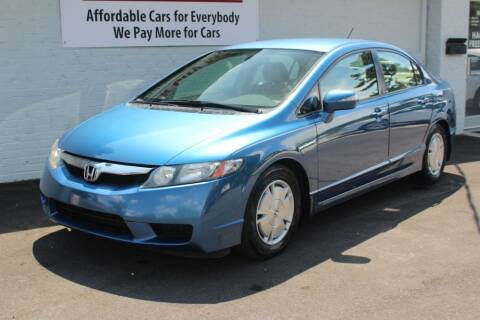 2011 Honda Civic for sale at Oak City Motors in Garner NC