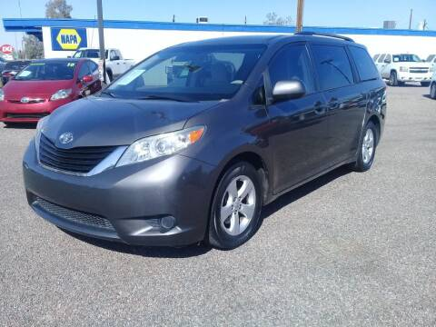 2014 Toyota Sienna for sale at 1ST AUTO & MARINE in Apache Junction AZ