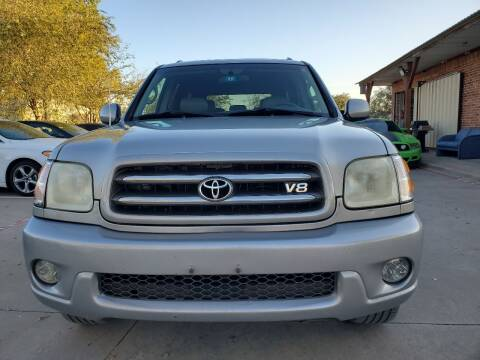 2003 Toyota Sequoia for sale at Star Autogroup, LLC in Grand Prairie TX