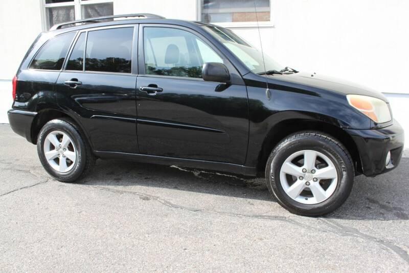 2004 Toyota RAV4 for sale at Encore Auto in Niles MI