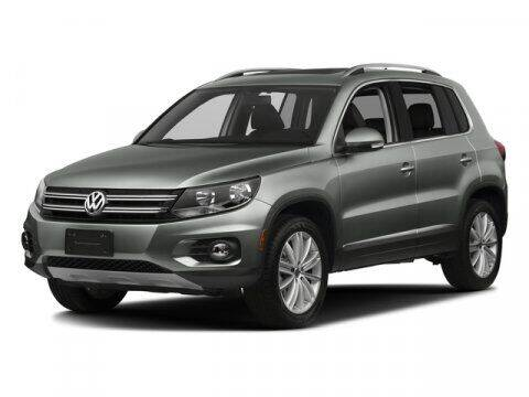 2017 Volkswagen Tiguan for sale at NYC Motorcars in Freeport NY