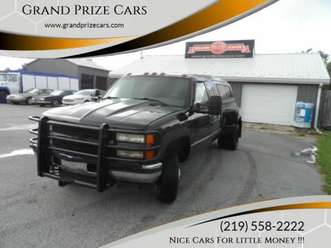 1995 Chevrolet C/K 3500 Series for sale at Grand Prize Cars in Cedar Lake IN