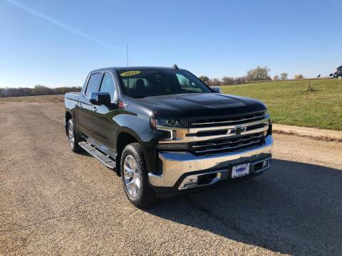 2021 Chevrolet Silverado 1500 for sale at Alan Browne Chevy in Genoa IL