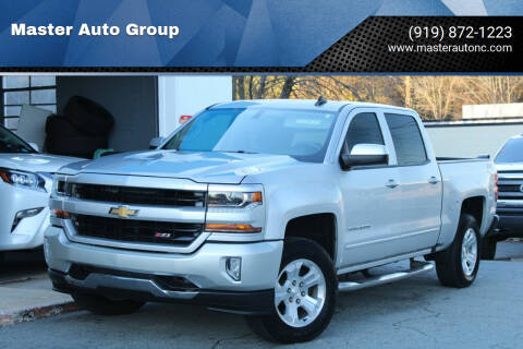 2017 Chevrolet Silverado 1500 for sale at Master Auto Group in Raleigh NC