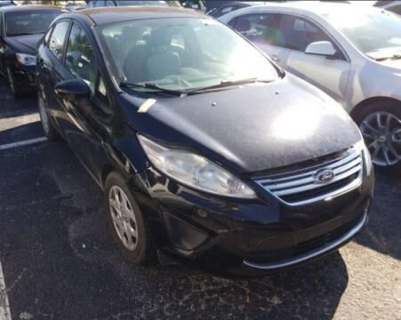 2012 Ford Fiesta for sale at JacksonvilleMotorMall.com in Jacksonville FL