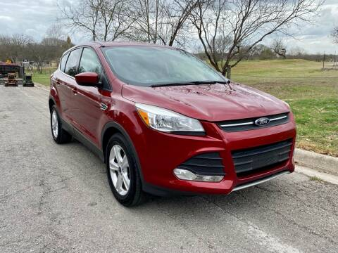 2015 Ford Escape for sale at Texas Auto Trade Center in San Antonio TX