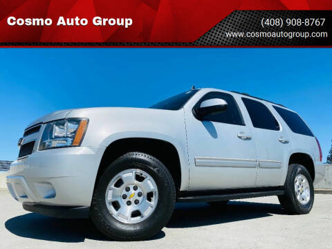 2010 Chevrolet Tahoe for sale at Cosmo Auto Group in San Jose CA