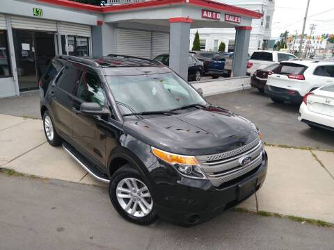 2015 Ford Explorer for sale at Choice Motor Group in Lawrence MA