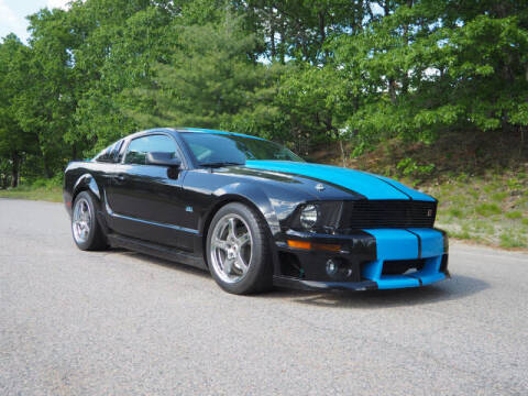 2007 Ford Mustang for sale at CLASSIC AUTO SALES in Holliston MA