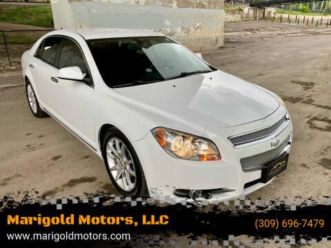 2011 Chevrolet Malibu for sale at Marigold Motors, LLC in Pekin IL