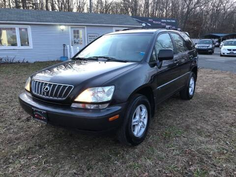 2002 Lexus RX 300 for sale at Manny's Auto Sales in Winslow NJ