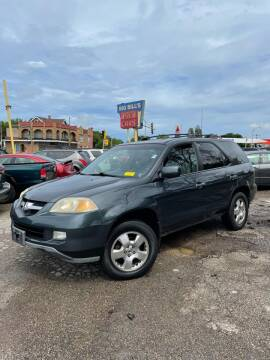 2005 Acura MDX for sale at Big Bills in Milwaukee WI