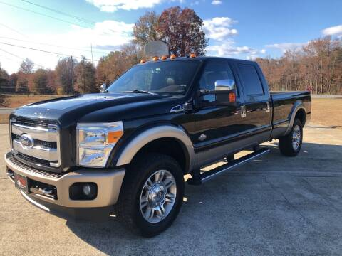 2011 Ford F-250 Super Duty for sale at Priority One Auto Sales in Stokesdale NC
